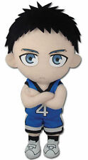Plush - Kuroko's Basketball - New Kasamatsu 8'' Soft Doll Anime Licensed ge52798