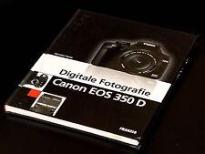 Buch Canon EOS 350 D Christian Haasz 320 Seiten 1,28 kg Digitale Fotografie