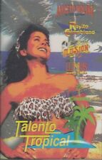 Ancieto Molina Rayito Colombiano Talento Tropical Cassette New Sealed