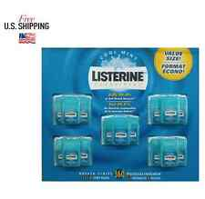 NEW LISTERINE PocketPaks Cool Mint Pocket Paks 360 Strips FRESH