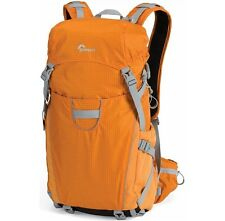 Lowepro Photo Sport 200 AW DSLR Camera Photo Bag Backpack & Weather COVER -- ARANCIONE