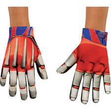 Boys Transformers Optimus Prime Kids Gloves Halloween Costume Accessory