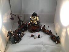 LEGO 79010 Lo Hobbit La battaglia Re Goblin * 100% completato tutti FIGS & Scatola Regalo