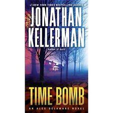 NEW Time Bomb by Jonathan Kellerman Mass Market Paperback Book (English) Free Sh