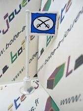 lego Drapeau Flag sur pied rond sticker cavalerie pour set 6769, 6762