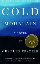 G, Cold Mountain: A Novel, Charles Frazier, 0375700757, Book
