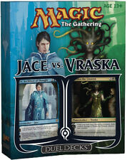 Jace vs. Vraska Duel Deck ENGLISH Sealed New MTG MAGIC ABUGames