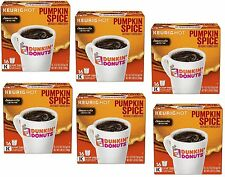 96 ct Dunkin Donuts Pumpkin Spice Coffee Keurig K-Cup 108 24 48 72 144 96 pods