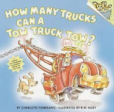 How Many Trucks Can a Tow Truck Tow? PicturebackR