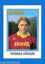 AIC Calciatori 1992-93 - Figurina-Sticker n. 261 - HASSLER - ROMA -New
