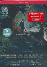 Opus Arte The Winter's Tale DVD Special Edition box set NEW free postcards