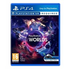 PlayStation VR Worlds PS4 Game (PSVR Required) Brand New