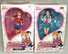 MIB Megahouse Cutie Model Futari Pretty Cure 2 Set (x2) PVC Figures USA SELLER