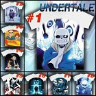 Hot Game Undertale My Skeleton Sans Casual Short Sleeve White T-shirt Tee Top