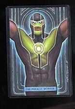 2016 Cryptozoic DC Justice league Nathan Szeroly 5 by 7 oversized sketch card