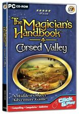 The Magicians Handbook Cursed Valley (PC CD) BRAND NEW SEALED