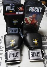 Rocky Balboa Everlast Boxing Gloves Pair Sylvester Stallone Carl Weathers Movie