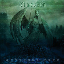 MACBETH Gotteskrieger CD ( 200652 )