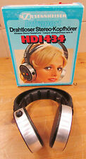 Sennheiser Infraport HDi434 vintage wireless headphone, nr.1