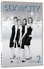 Dvd SEX AND THE CITY - Stagione 02 (3 Dvd) Serie Tv ......NUOVO