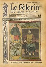 Portrait Catholique Catholic China Chine Père Castanet/Warrior 1911 ILLUSTRATION