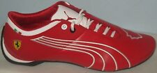 MEN'S PUMA FUTURE CAT M1 SCUDERIA FERRARI TIFOSI ROSSO CORSA/WHITE SHOES SIZE 12