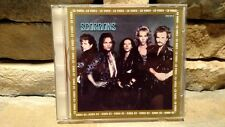 Scorpions, Rhythm of love. CD Video. Like new. U.k. Import