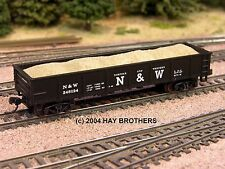 Hay Brothers SAND (Fracking SAND) LOAD - fits ATLAS & BACHMANN 42 foot Gondolas