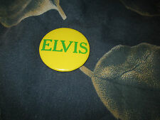 ORGINAL 1970'S  LOT OF  2 ELVIS ON TOUR BUTTON. 2 INCHES