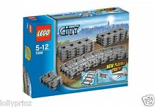 LEGO ® City 7499 Fexible rotaie/ferrovia