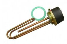 11 Inch Immersion Water Heater Element & Thermostat - 3kW