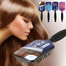 Professional Healthy Paddle Cushion Hair Care Massage Brush Hairbrush Comb Scalp