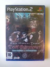 Shin Megami Tensei: Devil Summoner -- NUEVO, PAL ESPAÑA