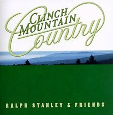 Clinch Mountain Country - Ralph & Friends Stanley (1998, CD NIEUW)2 DISC SET