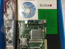 Supermicro X7SPA-L Intel (MBD-X7SPA-L-O) Motherboard Atom 410 mini ITX