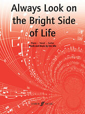 Always Look On The Bright Side Of Life Eric Idle Piano Guitar FABER Music BOOK