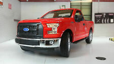 G LGB 1:24 Scala 2015 Ford 4x4 F150 Pick-up Ute Welly Automodello Metallo F-150
