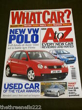 WHAT CAR? - VW POLO - NOV 2001