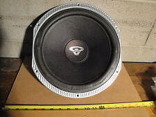 "CERWIN VEGA 12"" SUBWOOFER P/N  V 12 S - NEW AUDIO"