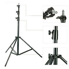 HWAMART ® 1× Heavy Duty Studio Light Stand 300cm10ft spring Cushioned Master Sta