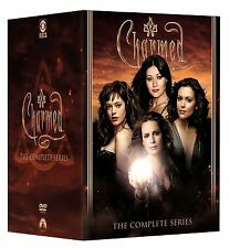 Charmed: Complete Alyssa Milano TV Series Seasons 1 2 3 4 5 6 7 8 Boxed DVD Set