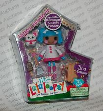 NIP Mini Lalaloopsy Mittens Bundles Up Doll w/Pet Polar Bear #4 of Series 4