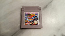 Street Fighter 2/II para Nintendo Game Boy Game Boy