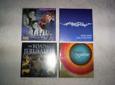 4 CD lot Integrity Music Your Name East of the Rivers of Joy Road to Jerusalem
