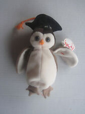 Beanie Baby Wise The Owl - Class of '98 - Ty - Birth Date May 31, 1997