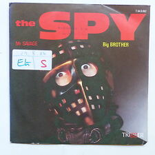 the SPY Mr Savage / Big brother T84 S 062