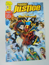 1x Comic -DC Dino- Young Justice - Nr. 3 - Z. 1/1-