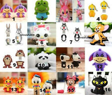 Lose money! hot cartoon cute model usb 2.0 memory flash stick pen drive 8GB