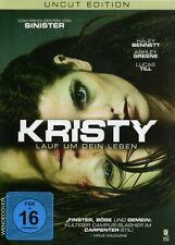 Kristy - Uncut Edition - Lauf um dein Leben - DVD - Gebraucht - Sehr gut