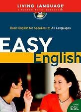 Easy English, 1st (ESL) by Living Language